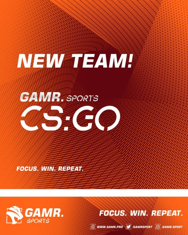 New Team! CS:GO